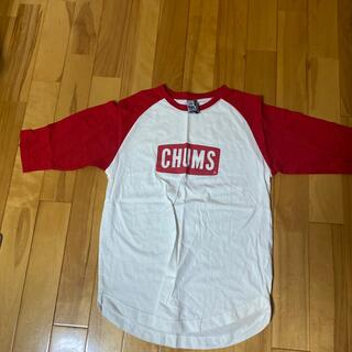 CHUMS - 七分袖tシャツ