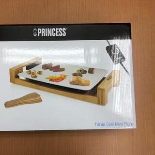 プリンセス ホットプレート テーブルグリル ミニピュア