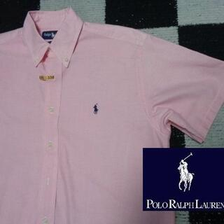 ラルフローレン(Ralph Lauren)の【ラルフローレン】半袖BDシャツ14 1/2 32(330)日本のL程度ポロ(シャツ)