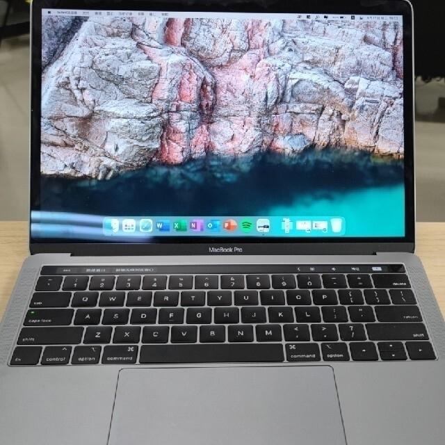 Apple(アップル)のMacBook Pro 13.3  16gb/256ssd スマホ/家電/カメラのPC/タブレット(ノートPC)の商品写真