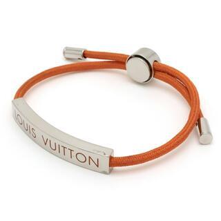 ルイヴィトン(LOUIS VUITTON)のルイ ヴィトン ブラレスLVスペース (12040712)(ブレスレット/バングル)
