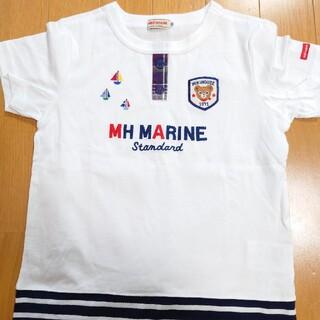 mikihouse - ミキハウス 半袖Tシャツ 120cm