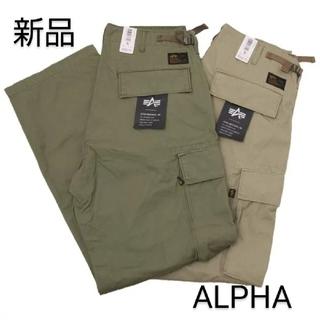 アルファインダストリーズ(ALPHA INDUSTRIES)の新品 Alpha S 6ポケットジャングルカーゴパンツ(ワークパンツ/カーゴパンツ)