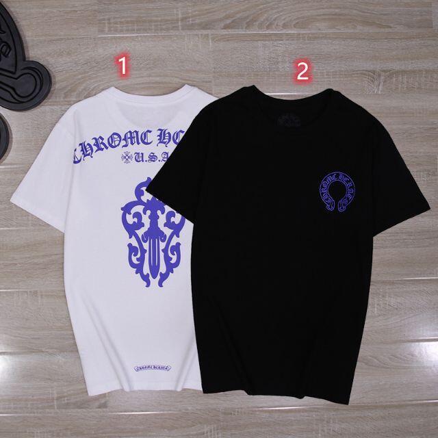 Chrome Hearts(クロムハーツ)の2枚入8000/Chrome Hearts Tシャツ(半袖 / ノースリーブ) レディースのトップス(Tシャツ(半袖/袖なし))の商品写真