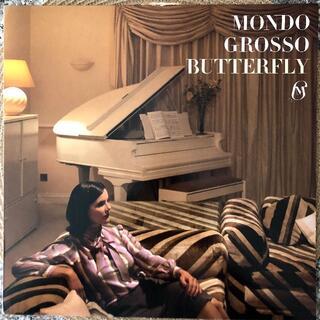 Mondo Grosso - Butterfly (アナログレコード)(クラブ/ダンス)