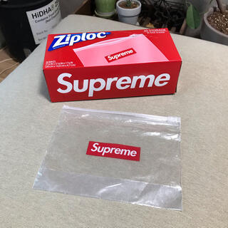 Supreme - ★Supreme 20SS Ziploc bag★24枚入