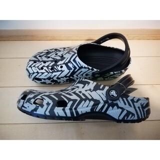 crocs - 【激安送料込み】大人気早い者勝ちcrocs クロックスメンズサンダル 28cm