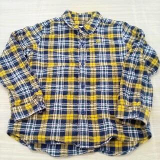 バーバリー(BURBERRY)のバーバリー チェックシャツ 104cm 4Y 02MN0511793(ブラウス)