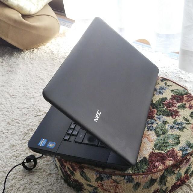 B ノートパソコン/i3/3GB/320GB/Microsoft Office スマホ/家電/カメラのPC/タブレット(ノートPC)の商品写真