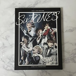 SixTONES 素顔4 正規品 DVD