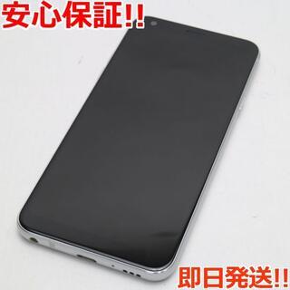 エルジーエレクトロニクス(LG Electronics)の美品 L-03K ホワイト 本体 白ロム (スマートフォン本体)