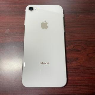 Apple - 【美品】iphone8 64G(バッテリー容量100%、simロック無し)