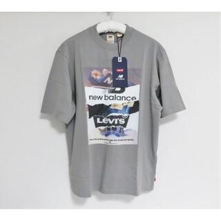 ニューバランス(New Balance)の新品 Levi's × New Balance Tシャツ S M オーバーサイズ(Tシャツ/カットソー(半袖/袖なし))