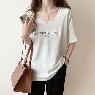 ディーホリック(dholic)のプリント Tシャツ(Tシャツ(半袖/袖なし))
