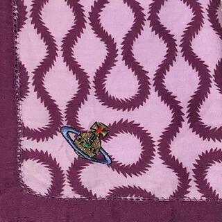 Vivienne Westwood - スクイグル ハンカチ 紫