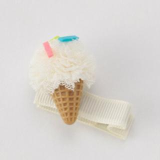 petit main - プティマイン(petit main)アイスクリームヘアクリップ