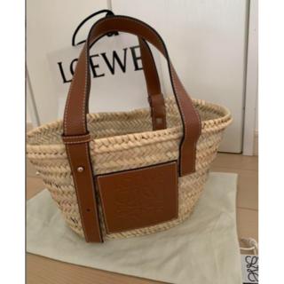 LOEWE - LOEWE ロエベ バスケットバッグ スモール かごバッグ