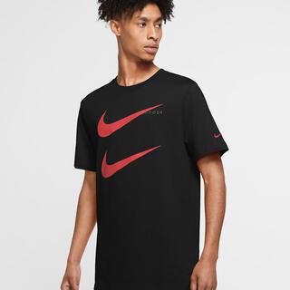 ナイキ(NIKE)の【新品】NIKE M NSW SS TEE SWOOSH(Tシャツ/カットソー(半袖/袖なし))