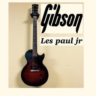 ギブソン(Gibson)のギブソン レスポール ジュニアソフトケース付(エレキギター)