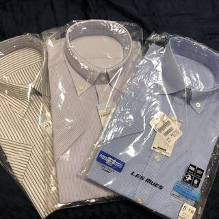 アオキ(AOKI)の半袖カッター(シャツ)