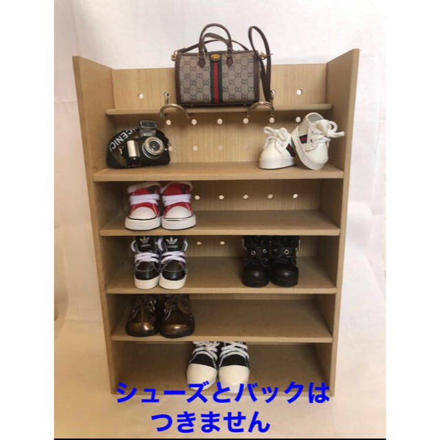 ぬいぐるみ15cm 20cmシューズケース② エンタメ/ホビーのおもちゃ/ぬいぐるみ(ぬいぐるみ)の商品写真