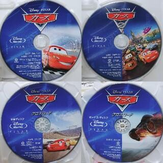 Disney - 新品♡ディズニー/カーズ1.2.3 Blue-ray3セット  正規ケース付き