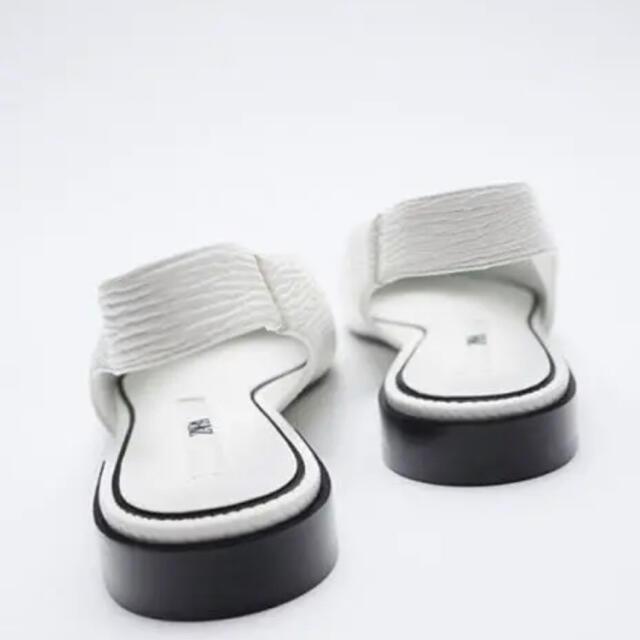 ZARA(ザラ)のZARAパンプス 新品未使用 レディースの靴/シューズ(ハイヒール/パンプス)の商品写真