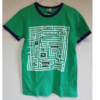 Graniph - 【graniph】迷路Tシャツ