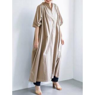 IENA - 【MARIHA/マリハ】 別注 鳥の歌のドレス