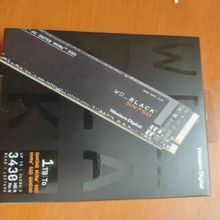 Western Digital WD Black 内蔵SSD M.2-2280