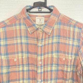 エヘカソポ(ehka sopo)のシャツ 長袖シャツ チェックシャツ チェック柄 マドラスチェック(シャツ/ブラウス(長袖/七分))
