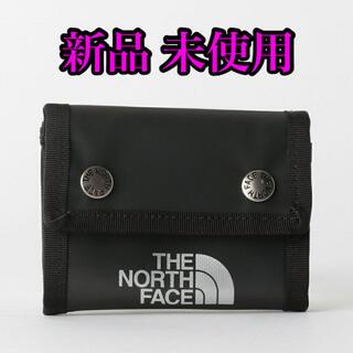 THE NORTH FACE - ノースフェイス 財布 ブラック ドット ワレット 3つ折り財布
