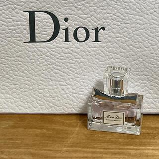 Dior - 【新品未使用】ミスディオール  ミニサイズ 香水