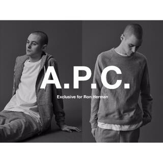 Ron Herman - ロンハーマン別注 A.P.C.セットアップ  黒