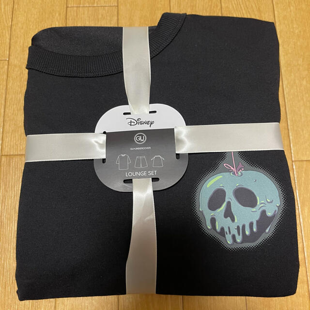 UNDERCOVER(アンダーカバー)のGU × UNDERCOVER ラウンジセット Black メンズのメンズ その他(その他)の商品写真