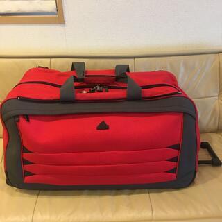 アディダス(adidas)の 【 アディダス 】  キャリー付きボストンバッグ(スーツケース/キャリーバッグ)