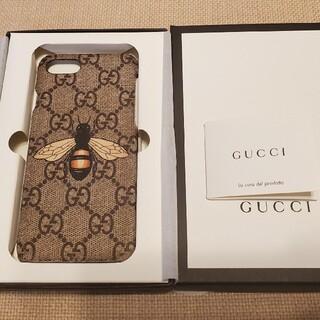 グッチ(Gucci)のGUCCI グッチ iPhoneケース ビー ハチ(iPhoneケース)