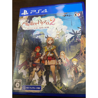 コーエーテクモゲームス(Koei Tecmo Games)のライザのアトリエ2 ~失われた伝承と秘密の妖精~ PS4(家庭用ゲームソフト)