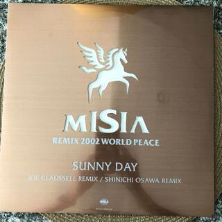 Misia Remix 2002 - Sunny Day (レコード)(クラブ/ダンス)