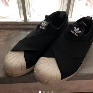 アディダス(adidas)のadidasスリッポン(スリッポン/モカシン)