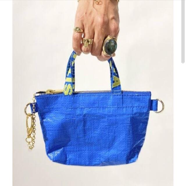 DEUXIEME CLASSE(ドゥーズィエムクラス)の【SITA PARANTICA】キーホルダーツキミニBAG  レディースのバッグ(トートバッグ)の商品写真