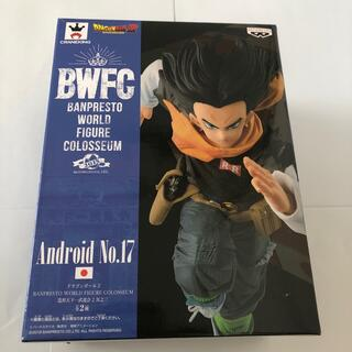 BANPRESTO - ドラゴンボール フィギュア 人造人間17号 BWFC
