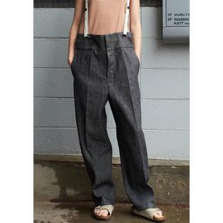 ジョンリンクス(jonnlynx)のjonnlynx ジョンリンクス hemp suspenders pants(その他)