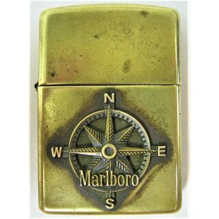 ジッポー(ZIPPO)の非売品 ヴィンテージ 超レアー ジッポ ライター Zippo マルボロ コンパス(タバコグッズ)