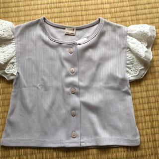 petit main - プティマイン フリル袖