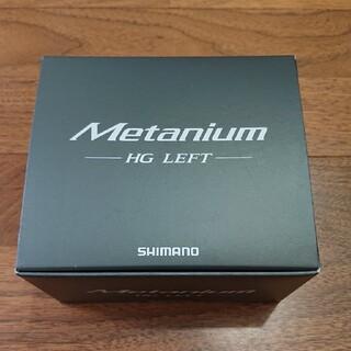 SHIMANO - シマノ 20 メタニウム HG LEFT 新品