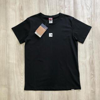 THE NORTH FACE - 【海外限定】ノースフェイス レディース セントラルロゴ Tシャツ ブラック M