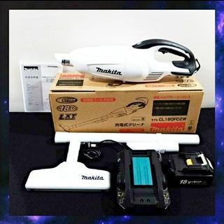 Makita - 新品✦未使用✧掃除機 マキタ✦ 18V充電式クリーナー✦ 充電器セット