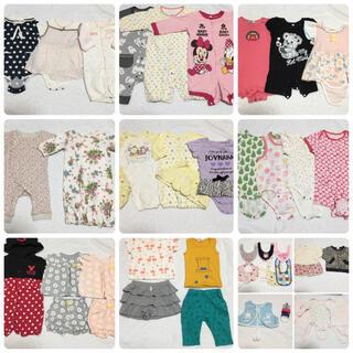 ディズニー(Disney)のベビー服 新生児服 スタイなど39枚セット!処分価格です。(その他)