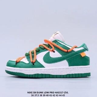 OFF-WHITE x FUTURA x Nike DUNK LOW(スニーカー)